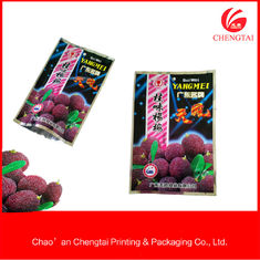 Cina Bopp / Vmpet / Pe Material Plastic Food Packaging Bag Custom Printed pemasok