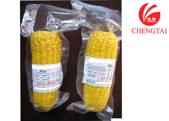 Cina Retail Shop Use Vaccum Retortable Pouches Food Packaging For Cooked Corns pemasok