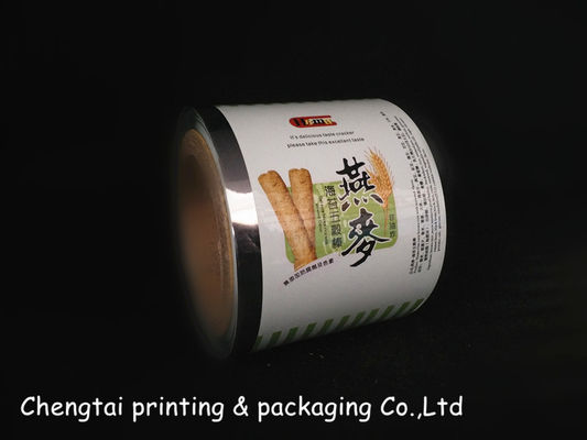 Cina Customizable Flexible Film Packaging Lamination Used In Healthy Snack Packaging pemasok