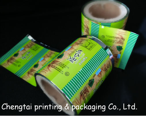 Cina Colorful Printing Food Packaging Plastic Bags For Packing Biscuit Products pemasok