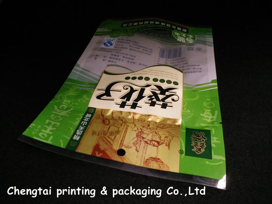 Cina Flexible Plastic Snack Packaging Bags / Pouch With Different Size Moisture Proof pemasok
