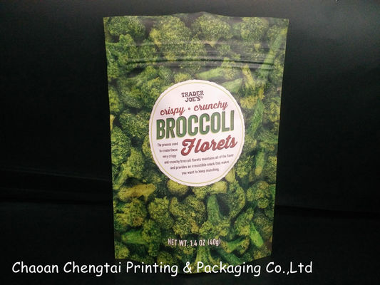 Cina Reclosable Moisture Proof Tea / Coffee Packaging Bags With Aluminium Foil Material pemasok