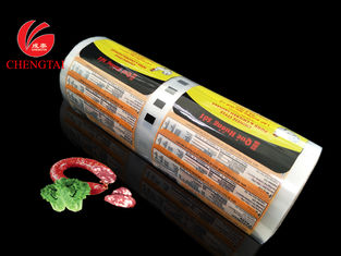 Cina Food Packaging Pouches / Films / Automatic Plastic Film for Sausage pemasok