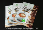 Cina Aluminum Non - Leakage Coffee Packaging Bags Light Resistant Plastic Coffee Bags pabrik