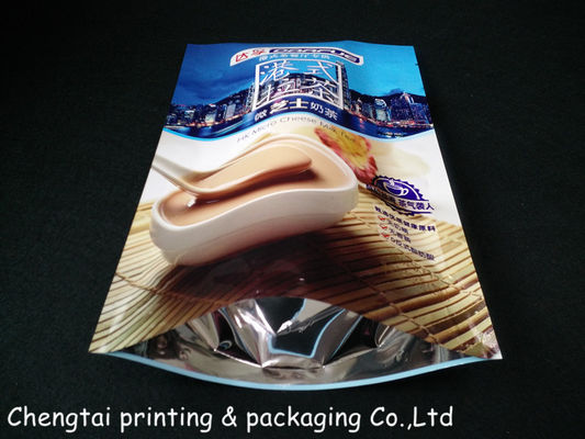 Cina Aluminium Stand Up Coffee Bags Heat Seal Standing Pouch Food Packaging Distributor