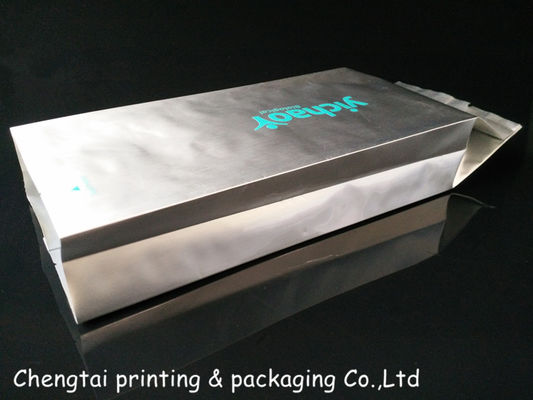 Cina Biologicals Aluminium Foil Pouch Packaging For Medicine Glossy Finishing Distributor