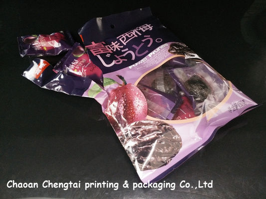 Cina Heat Sealable Food Packaging Pouches Custom Dry Fruit Food Pouches Packaging Distributor