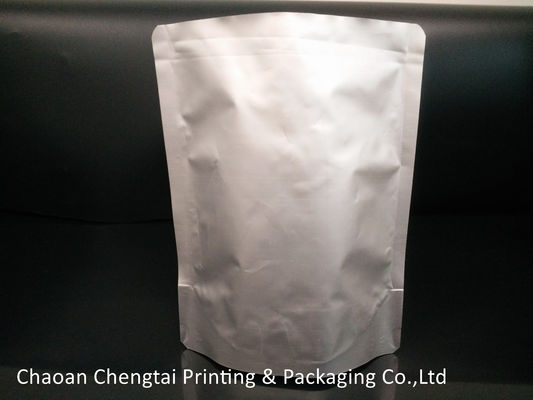 Cina Heat Sealable Aluminum Foil Pouches / Plastic Packaging Pouch With Different Size Distributor